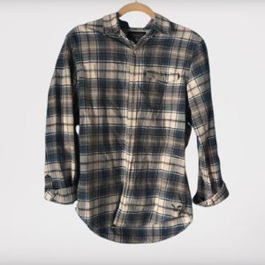 💲✂️ American Eagle Outfitters | Blue Flannel
